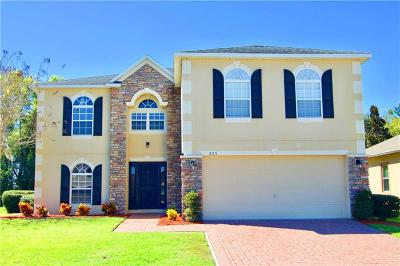 Deland  Single Family Home For Sale: 205 W Fiesta Key Loop