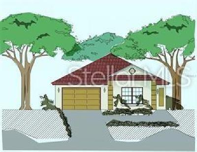 Sanford FL Single Family Home For Sale: $199,999