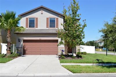 Riverview Single Family Home For Sale: 4512 Banyan Tree Place