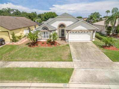 Lake Mary Single Family Home For Sale: 2869 Aragon Terrace