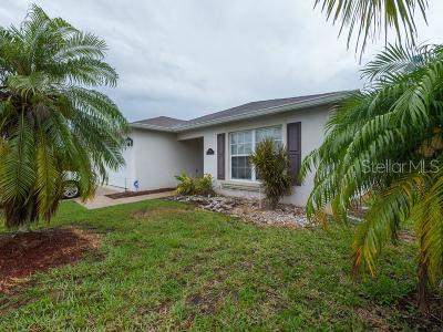Orlando Single Family Home For Sale: 884 Crystal Bay Lane