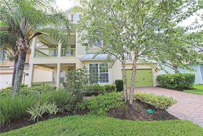 Lake Mary Single Family Home For Sale: 3640 Simonton Place