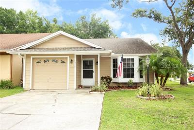 Winter Park Townhouse For Sale: 1837 Blaine Terrace