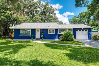Winter Park Single Family Home For Sale: 937 Grover Avenue