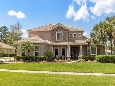 Lake Mary Single Family Home For Sale: 1716 Shadowmoss Circle