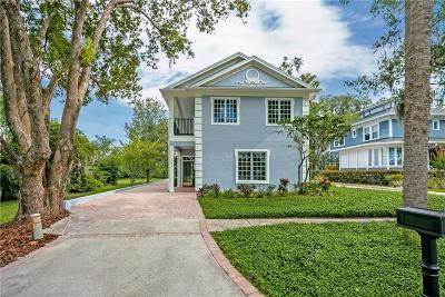 Winter Park Single Family Home For Sale: 440 Clarendon Avenue