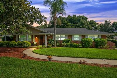 Orlando Single Family Home For Sale: 1277 Old Mill Road