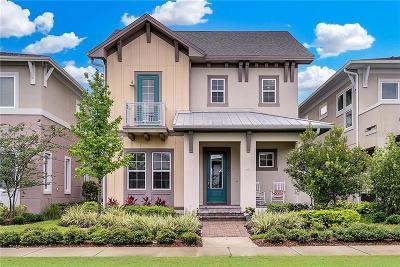 Lake Nona Single Family Home For Sale: 13655 Forssmann Avenue