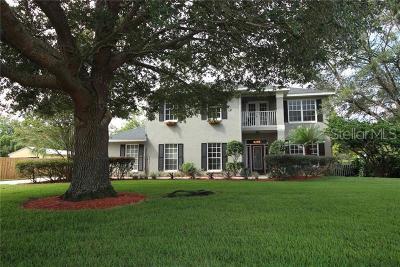Longwood Single Family Home For Sale: 2460 Island Drive