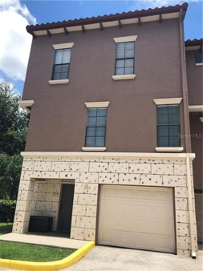 Orlando Townhouse For Sale: 6129 Metrowest Boulevard #101