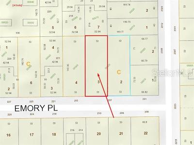 College Park Residential Lots & Land For Sale: 207 Emory Place