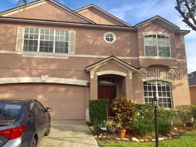 Longwood Single Family Home For Sale: 833 Norman Court