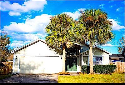 Orlando Single Family Home For Sale: 211 Ferryboat Court