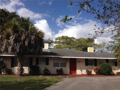 Winter Park Rental For Rent: 518 Country Club Drive