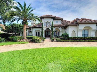 Winter Park Single Family Home For Sale: 4464 Tuscany Island Court