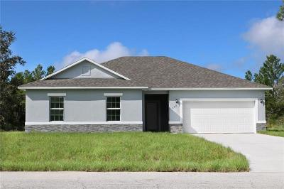 Clermont, Davenport, Haines City, Winter Haven, Kissimmee, Poinciana Single Family Home For Sale: 363 W Aster Court
