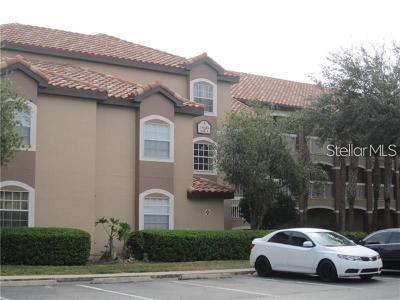 Orange County, Osceola County Rental For Rent: 14025 Fairway Island Drive #333