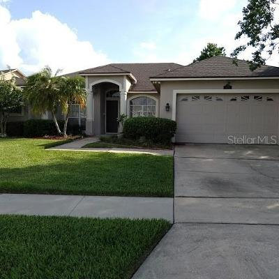 Orange County, Osceola County Single Family Home For Sale: 13544 Dornoch Drive