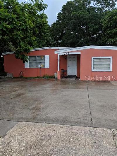 Orlando Single Family Home For Sale: 1243 N Pine Hills Road