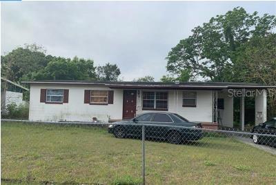 Orlando FL Single Family Home For Sale: $85,000