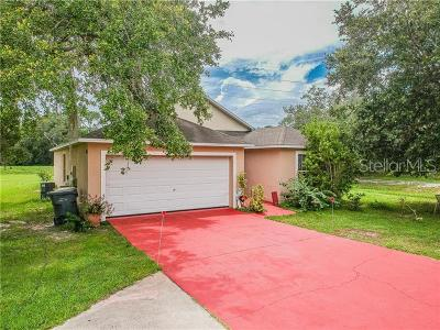 Kissimmee Single Family Home For Sale: 445 Dove Drive