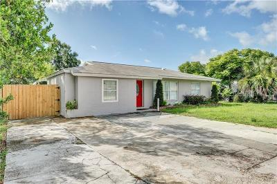 Deltona Single Family Home For Sale: 1233 Deltona Boulevard