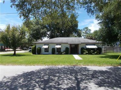 New Smyrna Beach Single Family Home For Sale: 604 Edward Street