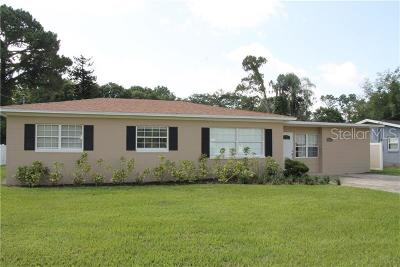 Winter Park Single Family Home For Sale: 5224 Lake Howell Road