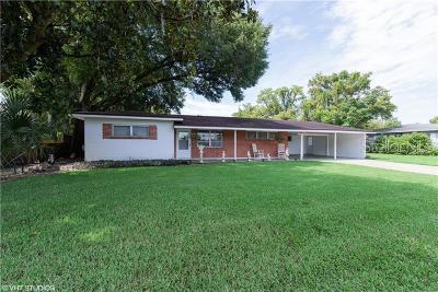 Single Family Home For Sale: 6022 Linneal Beach Drive
