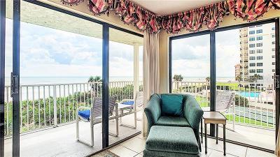 New Smyrna Beach Condo For Sale: 5303 S Atlantic Avenue #28