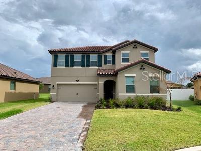 Lakeland Single Family Home For Sale: 1708 Prima Lago Terrace