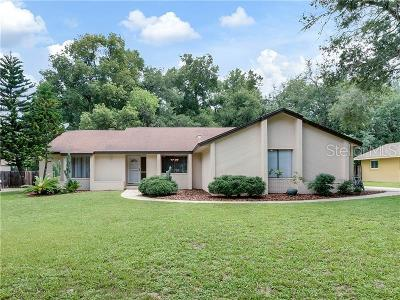 Winter Springs Single Family Home For Sale: 1112 Cheetah Trail