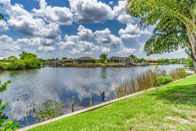 North Port Single Family Home For Sale: 6690 Marius Road