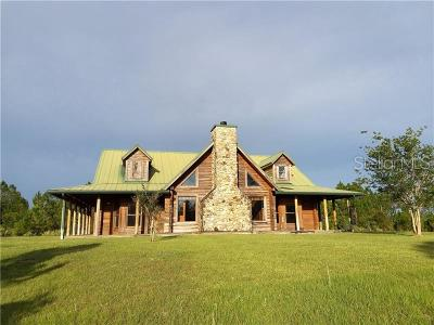 Single Family Home For Auction: 10091 Blackberry Road