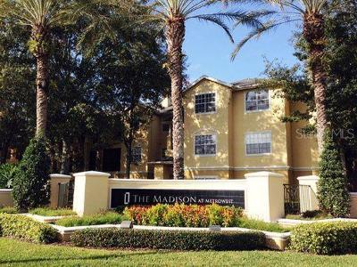 Orange County Condo For Sale: 2572 Robert Trent Jones Drive #1211