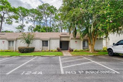 Seminole County Rental For Rent: 124 Springwood Circle #A