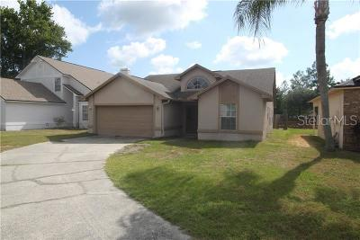 Oviedo Single Family Home For Sale: 1066 Covington Street