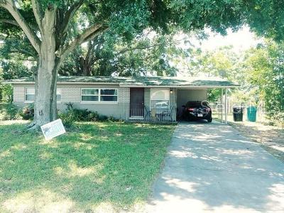 Orlando FL Single Family Home For Sale: $107,000