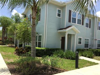 Kissimmee Townhouse For Sale: 3215 Gold Lane