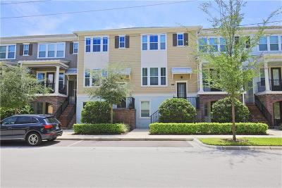 Altamonte Springs Townhouse For Sale: 172 Sun Palm Lane