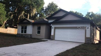 Saint Cloud Single Family Home For Sale: 5134 Marina Drive