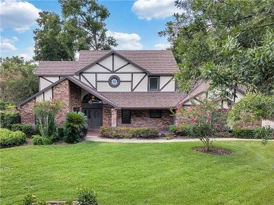 Maitland Single Family Home For Sale: 1874 Bristol Court