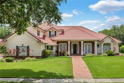 Orlando Single Family Home For Sale: 8607 Crestgate Circle