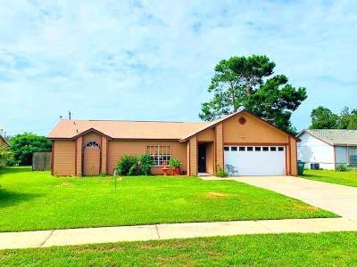Deltona  Single Family Home For Sale: 2844 Sweet Springs Street
