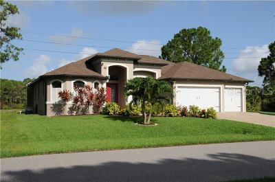 Placida FL Single Family Home For Sale: $419,500