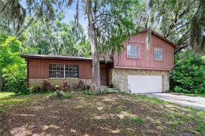 Palm Harbor, Tarpon Springs, Dunedin, Clearwater, Clearwater Beach, New Port Richey, Land O Lakes, Trinity, Wesley Chapel, Odessa, Holiday, Apopka, Altamonte Springs, Casselberry, Winter Springs, Lake Mary Single Family Home For Sale: 604 Pearl Road