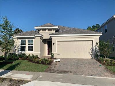 Winter Park Single Family Home For Sale: 1452 Lake Florence Way