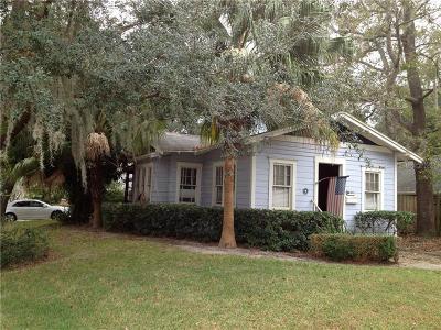 Orlando Single Family Home For Sale: 1440 Montana Street