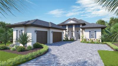 Lake County, Orange County, Osceola County, Seminole County Single Family Home For Sale: 0 Kirby Smith Road