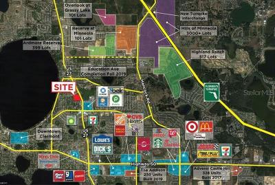 Minneola Residential Lots & Land For Sale: S Galena Avenue